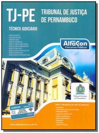 Imagem de Tjpe: tribunal de justica pernambuco