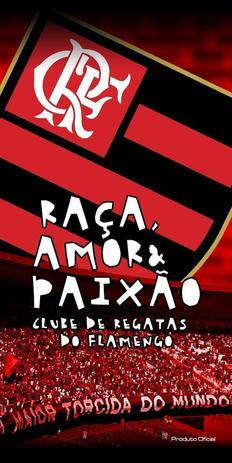 Toalha Aveludada Time de Futebol - Flamengo Buettner - Toalha de ... 98c75689def1c