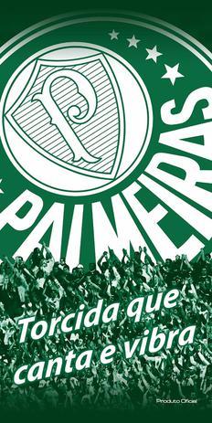 Toalha Aveludada Time de Futebol - Palmeiras Buettner - Toalha de ... 319c9f01867c7