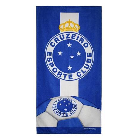 54b6c689db910 Toalha De Banho Praia Veludo Cruzeiro Buettner Escudo - Toalha de ...