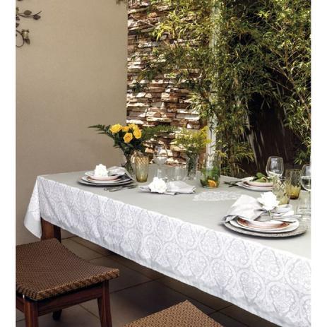 Imagem de Toalha de mesa Quadrada 08 Lugares - Label