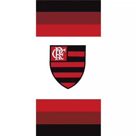 4ed133645b8e Toalha de Praia Flamengo Dohler Listrado - Veludo - Toalha de Praia ...