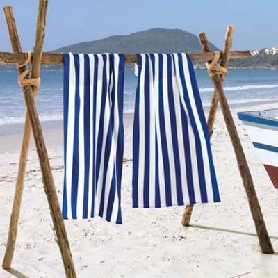 Imagem de Toalha de Praia Listrada New Cabana Stripes - 100% Algodão - Dohler