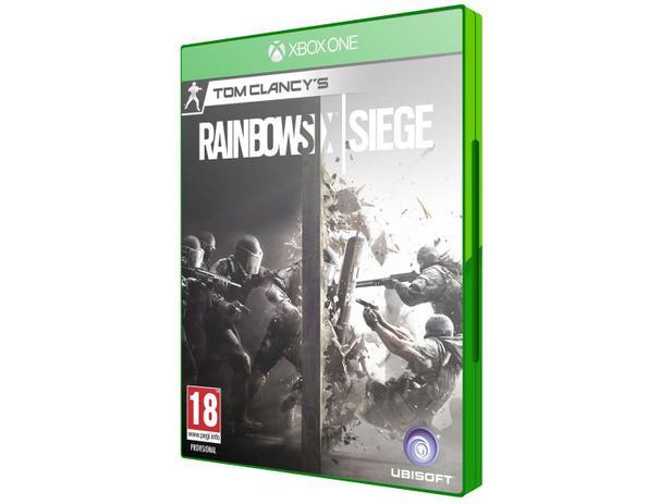 Imagem de Tom Clancys Rainbow Six Siege para Xbox One