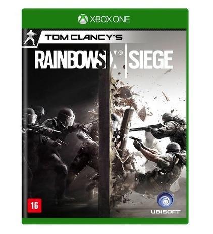 Imagem de Tom Clancys Rainbow Six Siege - Xbox One