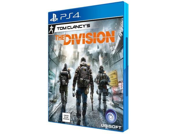 Imagem de Tom Clancys: The Division para PS4