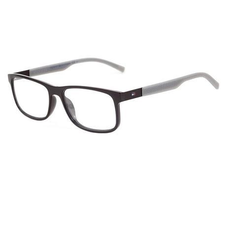 a25a3fff7 Tommy Hilfiger TH1446 L7A Óculos de Grau Masculino 5,5 cm - Óptica ...