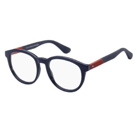 8d325f826 Tommy Hilfiger TH1563 PJP Óculos de Grau 5,1 cm - Óculos de Grau ...