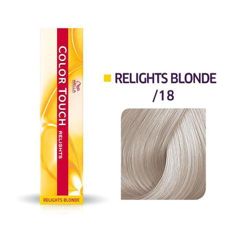 Tintura de pelo wella color touch