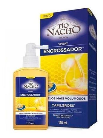Imagem de Tônico Spray Engrossador 120ml - Tío Nacho