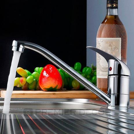 Imagem de Torneira Misturador Monocomando Cozinha  Eiffel - Premierdecor