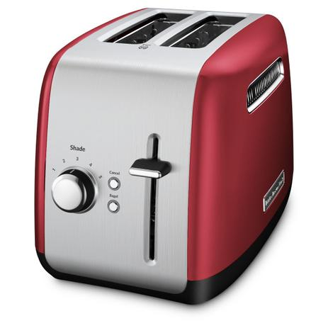 Torradeira Manual 2 Fatias - Empire Red - Kitchenaid
