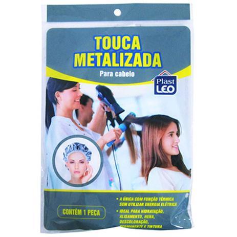 Touca Termica Metalizada - Plast leeo - Touca Térmica - Magazine Luiza 8340dc9855e