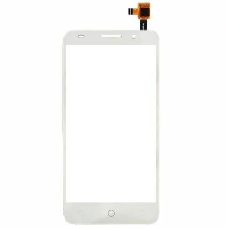 82be1946575 Touch Alcatel 5016 5016J One Touch Pop 3 Branco - Tela Frontal para ...