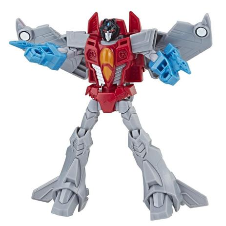9d053d6496 Transformers Cyberverse Classe Warrior Starcream - Hasbro - Bonecos ...