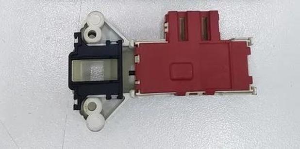Imagem de Trava Da Porta Lavadora Continental Bosch Tombamento 610345