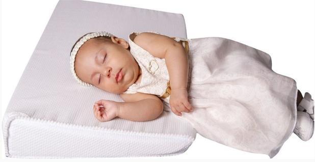 Imagem de Travesseiro antirefluxo branco