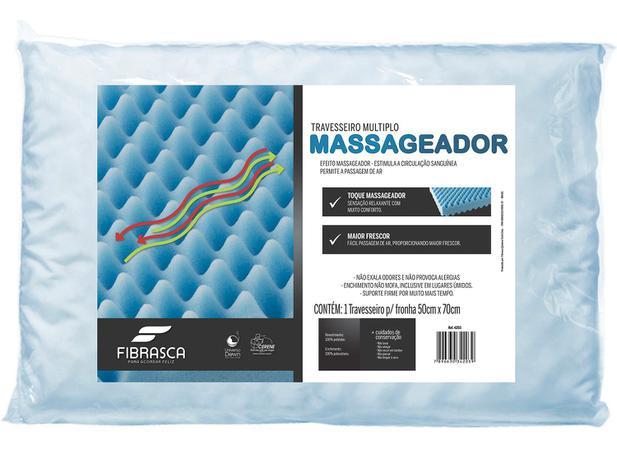 Travesseiro Fibrasca - Massageador