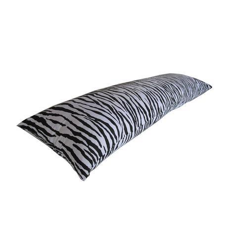 7bb0d1f102c8cf Travesseiro Gigante de Corpo Inteiro Zebra - Babykinha
