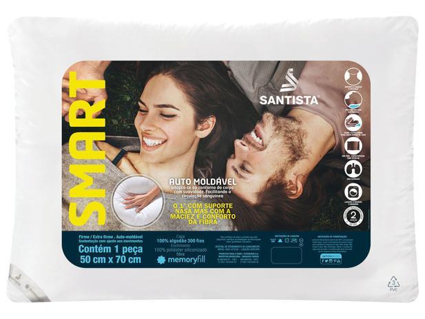 Travesseiro Smart - Santista