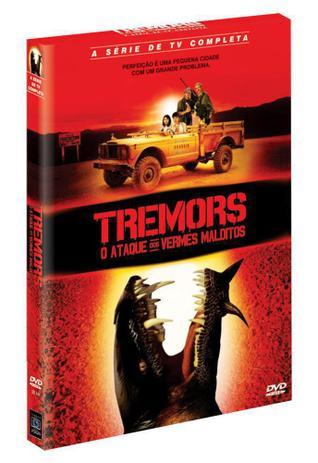 Imagem de Tremors - O Ataque dos Vermes Malditos - Série Completa(DVD)