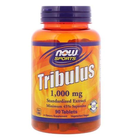 5c27a9cc9 Tribulus 1000mg 90 tabletes - Now Sports - Now foods - Testosterona ...