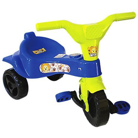 Imagem de Triciclo Infantil Azul