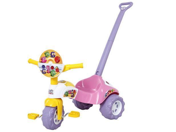 Imagem de Triciclo Infantil Magic Toys Formas Tico Tico