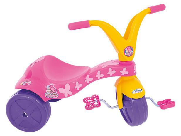 Triciclo Infantil Xalingo - Borboletinha