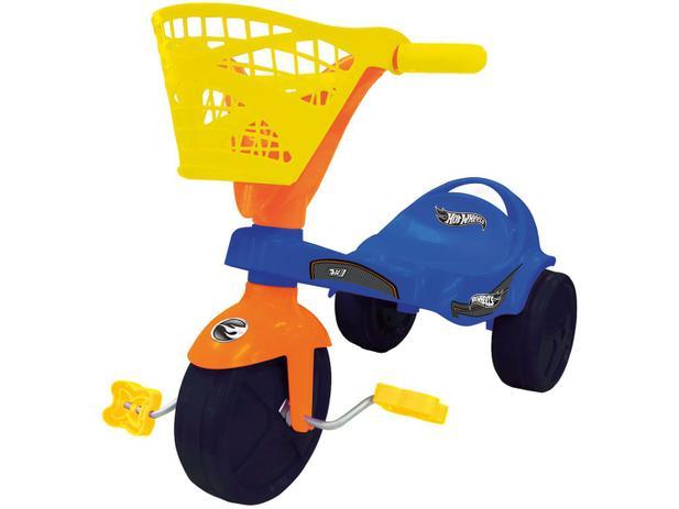 Triciclo Infantil Xalingo - Hot Wheels