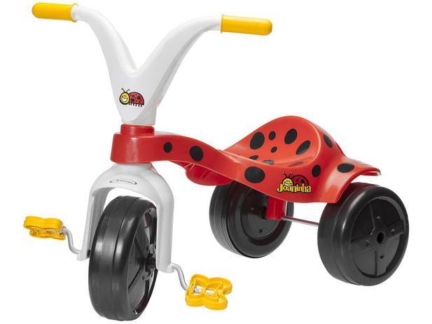 Triciclo Infantil - Xalingo Joaninha