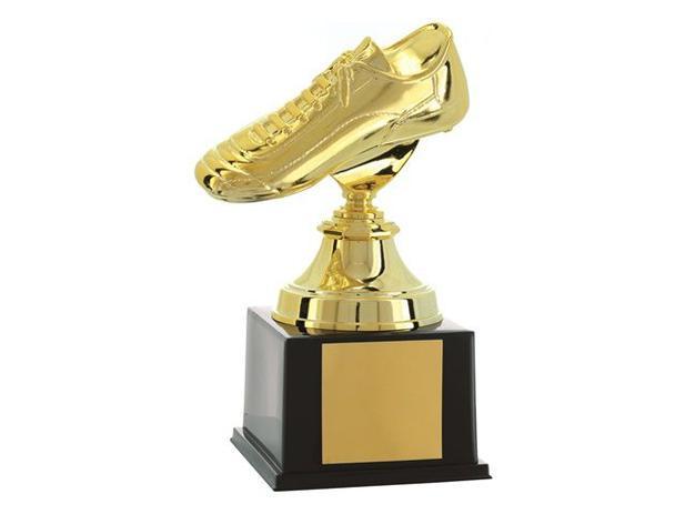 Imagem de Troféu Chuteira Dourada 27cm