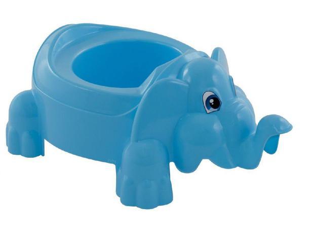 Imagem de Troninho Assento Infantil Pinico Modelo Elefante