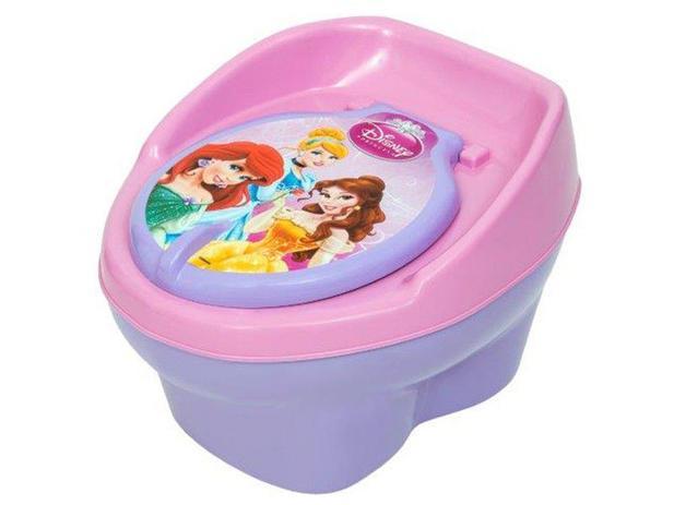 Troninho Infantil 2 em 1 Styll Baby Disney - Princesas