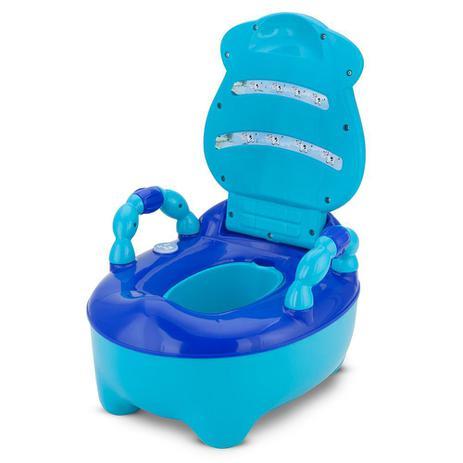 Imagem de Troninho Infantil Prime Baby Fazenda - Azul
