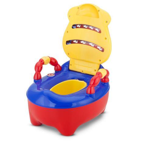 Imagem de Troninho Infantil Prime Baby Fazenda - Colorido