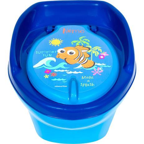 Imagem de Troninho Penico Infantil Personagem Nemo - Styll Baby