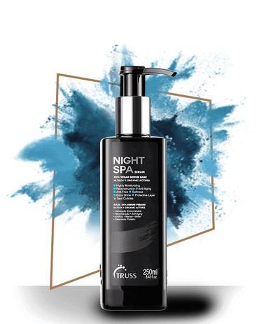 Imagem de Truss Night Spa Serum Base 250ml Original