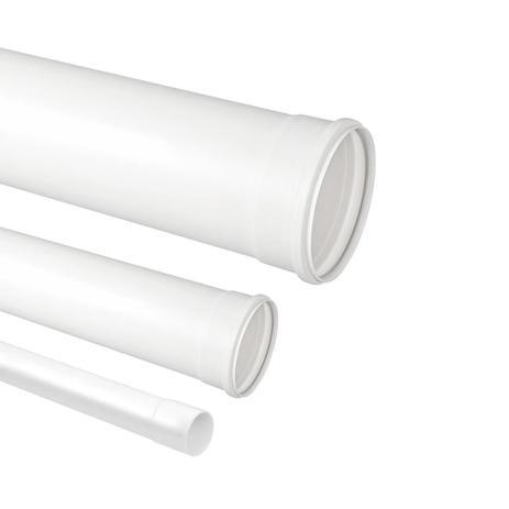 Imagem de Tubo PVC Esgoto Serie Normal Krona 75MM 3M