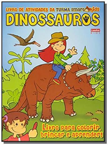 601246473 Turma do smartkids dinossauros  livro de atividade - Clio - Livros ...