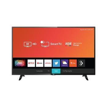 Imagem de TV 32P AOC LED SMART Wifi HD HDMI - 32S5295