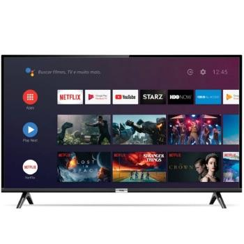 Imagem de Tv 40p tcl led smart full hd hdmi usb comando de voz  mh  -