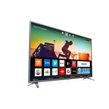Imagem de Tv 50p philips led smart 4k usb hdmi - 50pug6513
