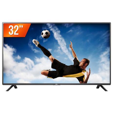 Imagem de TV LED 32 HD LG 32LW300C 1 HDMI 1 USB Conversor Digital