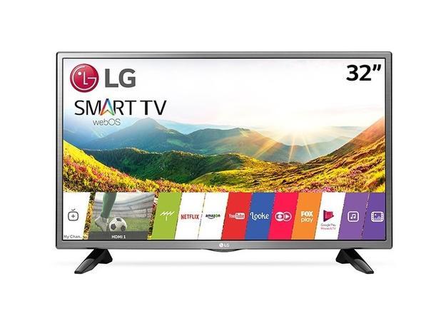 Imagem de Tv Led 32 Smart 32LJ600B-Lg