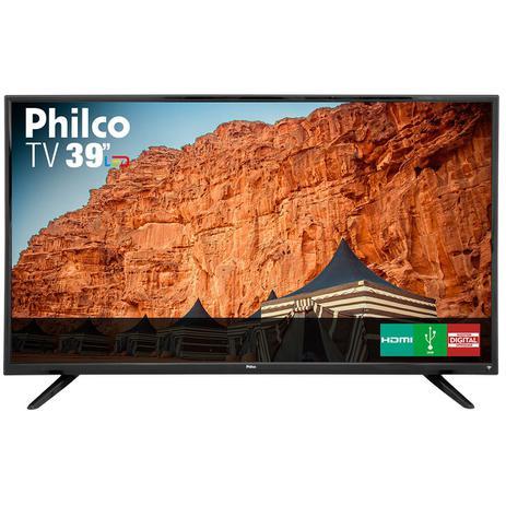Imagem de TV Philco Led 39