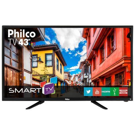 """997edf343ca16 TV Philco Led 43"""" PH43N91DSGW - Smart TV - Magazine Luiza"""