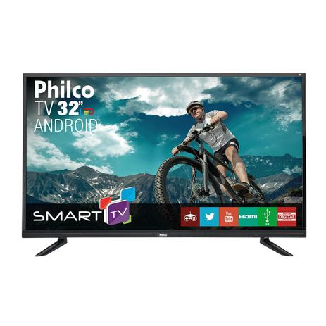 "8bcb5cc28bf49d TV Philco Led Android 32"" PH32E20DSGWA - Smart TV - Magazine Luiza"