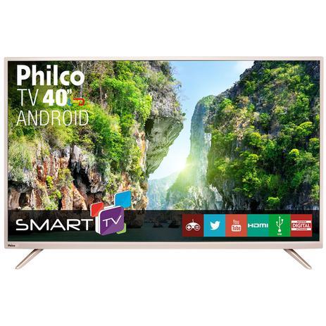 """Imagem de TV Philco Led Android 40"""" PH40F10DSGWAC"""