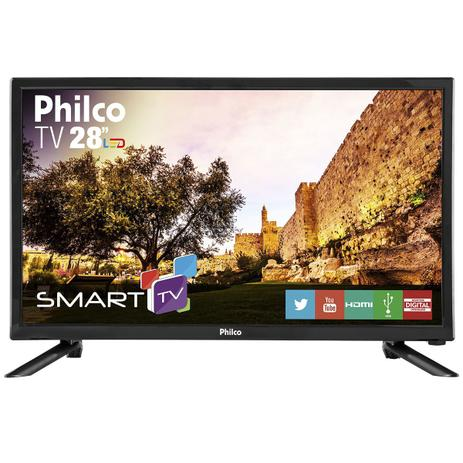 "Imagem de TV Philco Smart Led 28"" PH28N91DSGW"
